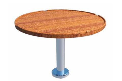 Marine Wood Furniture Wood Tea Table Side Table